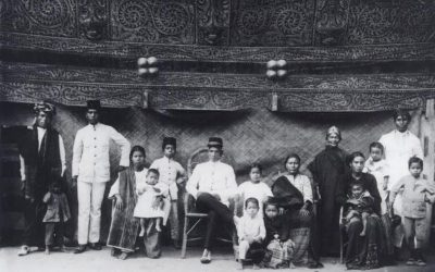 Batak people and their architecture