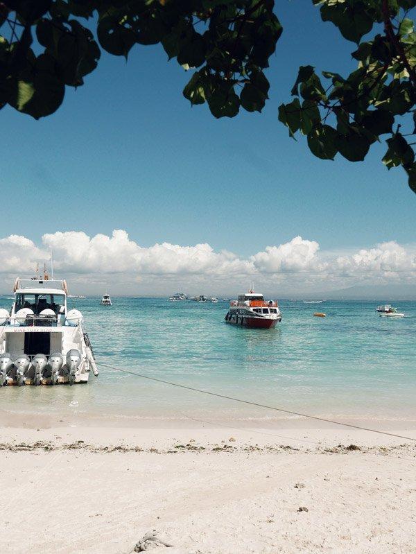 own villa nusa lembongan bali travel explore diving