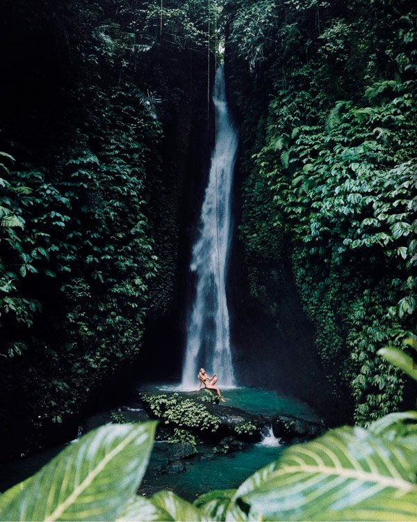 Own Villa Bali travel lifestyle luxury eco tropical living waterfalls